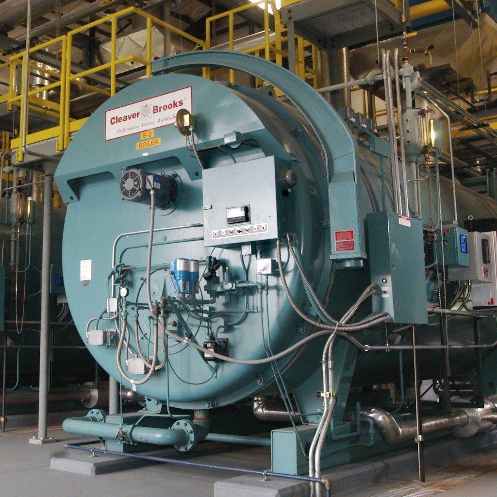 Boiler System Service Mechanical Contractor Mollenberg