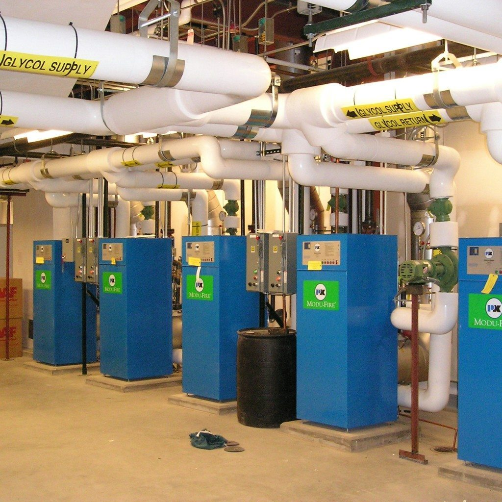 Boiler System Service Mechanical Contractor Mollenberg